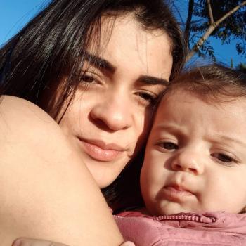 Emprego de babá São Paulo: emprego de babá Aghataa