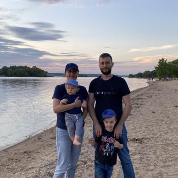 Babysitting job in Wroclaw: babysitting job Volha
