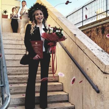 Babysitter Rome: Alessandra