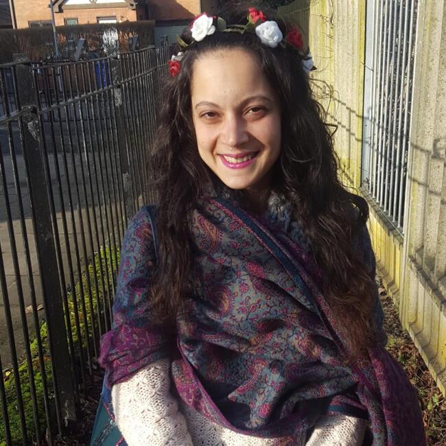 Babysitter in Manchester: Jaqueline