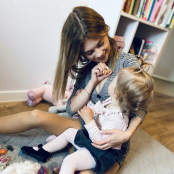 Opiekunka do dziecka w Poznań: Wiktoria