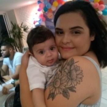 Babysitter Salvador: Maria