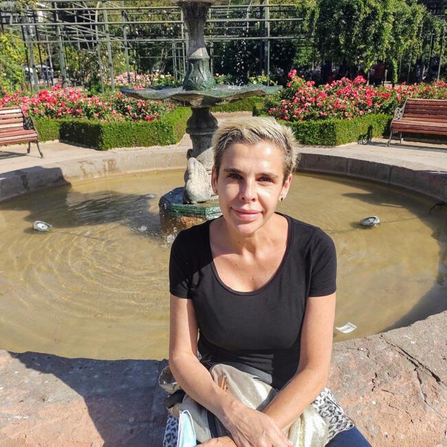 Niñera en Las Condes: Pamela