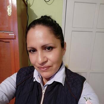 Niñera en La Magdalena Chichicaspa: Maria de Jesus