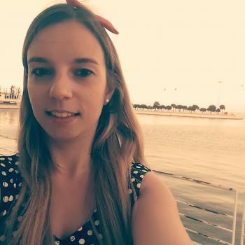 Babysitter Lisboa: Mariana