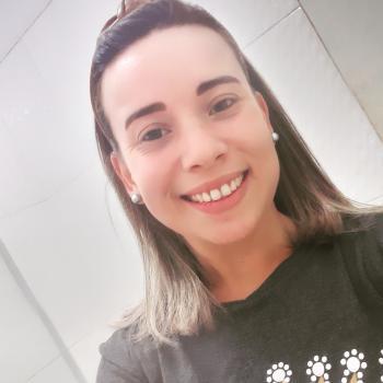 Babá em Mogi das Cruzes: Letícia
