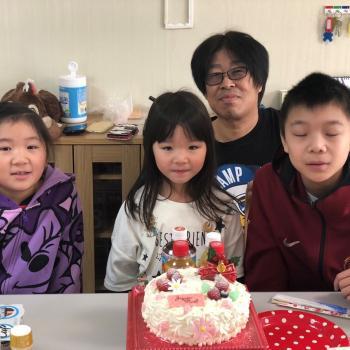 Babysitting job Sapporo: babysitting job 達也