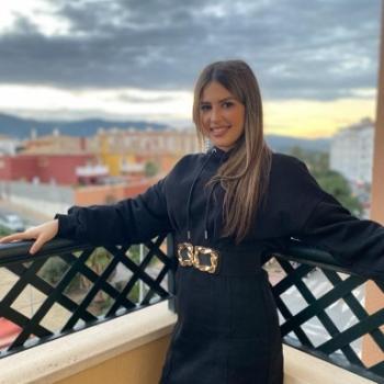 Canguro en Algeciras: Patri