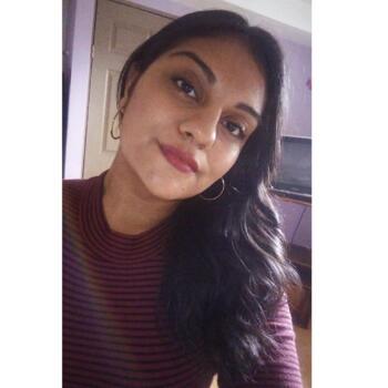 Niñera en San José: Sara Raquel