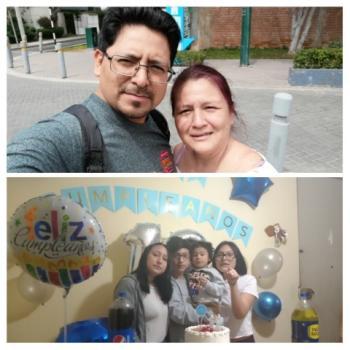 Babysitter in Callao: Maria isabel