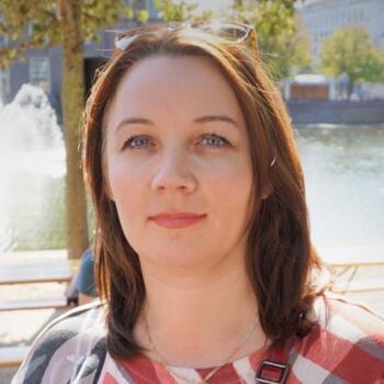 Oppas in Den Haag: Svetlana