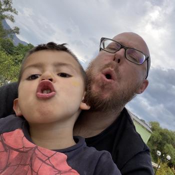 Babysitting job in Mexico City: babysitting job Christoph