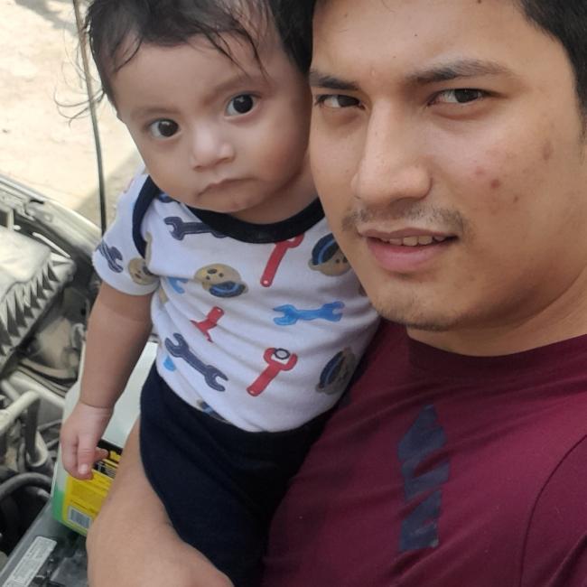 Trabajo de niñera en Reynosa: Martin