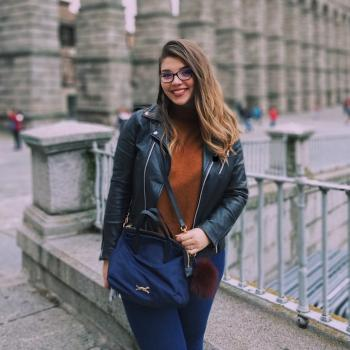 Canguro Móstoles: Alessandra Elena