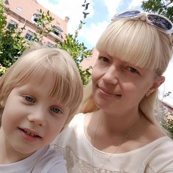Babysitter Charlottenlund: Irina