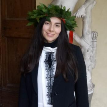 Babysitter in Florence: Lavinia