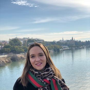 Babysitter Barcelona: Julia