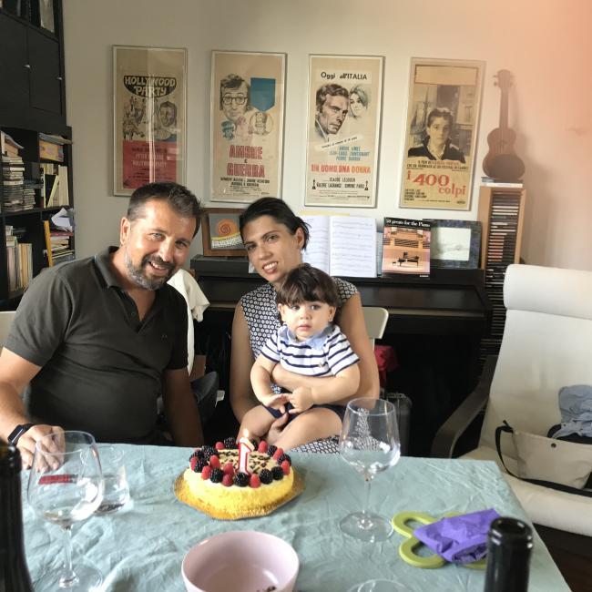 Lavoro per babysitter a Milano: Francesco