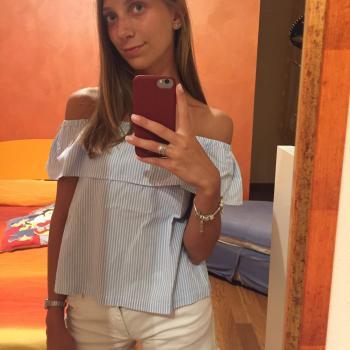Babysitter Pescia: Francesca