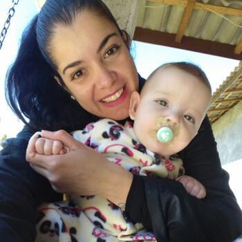 Babá em Piracicaba: Ligia