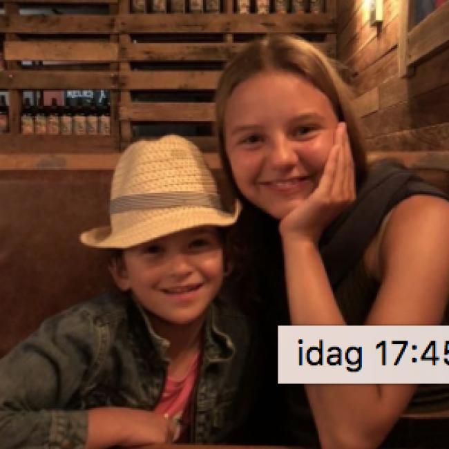 Babysitter in Basel: Stina