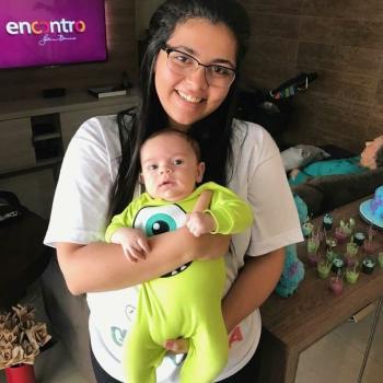 Babysitter Amadora: Luiza