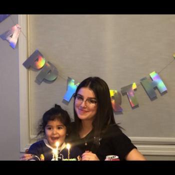 Baby-sitter Kitchener: Fatima