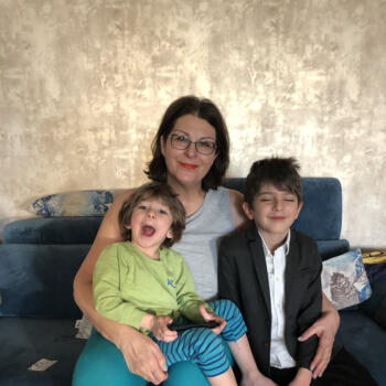 Babysitter Vaughan: Nasrin