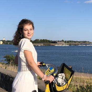 Barnvakt Helsingfors: Alesia