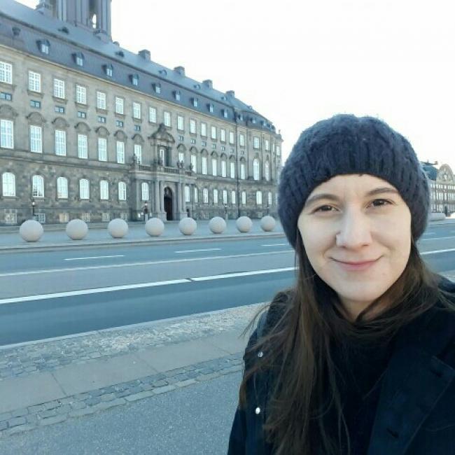 Barnepige i København: Cintia