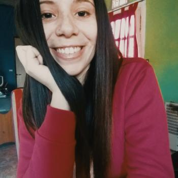 Babysitter Sarandí: Camila