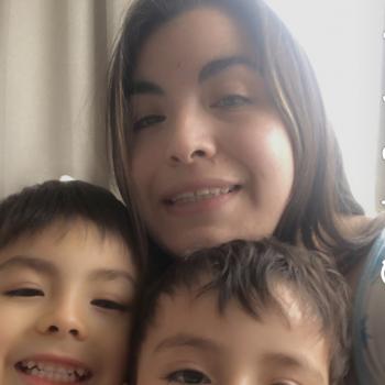 Babysitting job in Recoleta (Región Metropolitana de Santiago de Chile): babysitting job Alejandra