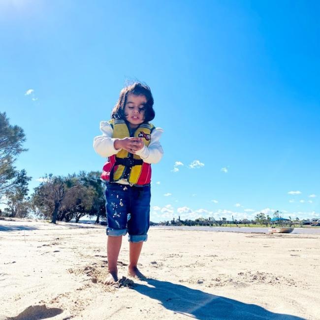 Babysitting job in Perth: Payal