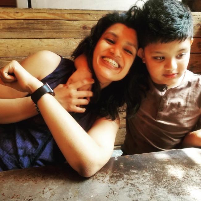 Babysitting job in Weston in Gordano: Dhathri kiran