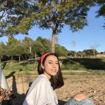 Canguros en San Pedro de Ribas: Sophia