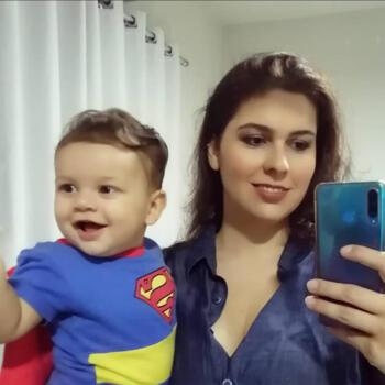 Babá em Vila Velha: Bruna