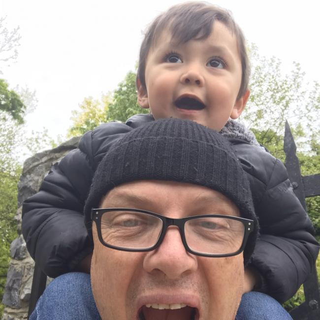 Babysitting job in Dublin: Gerard
