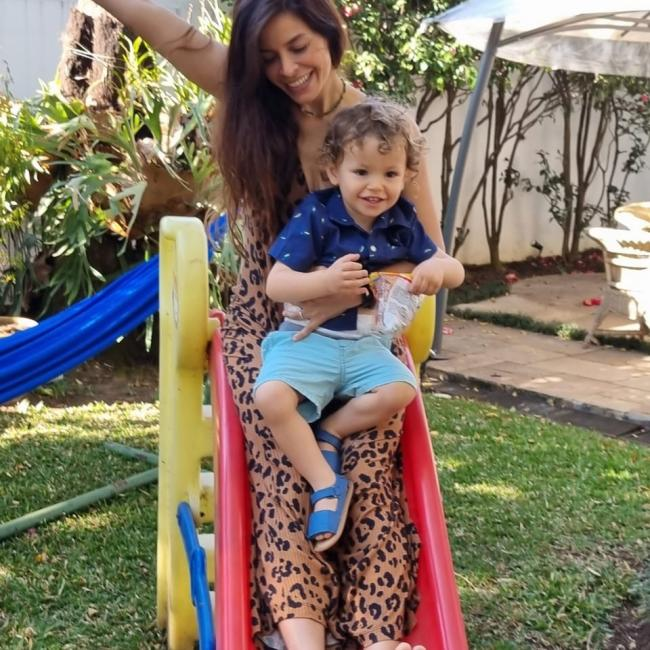 Babysitting job in Florianópolis: Victoria