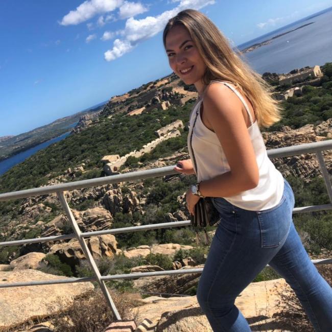 Babysitter in Bellinzago Lombardo: Sofie