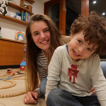 Canguro Barcelona: Amina