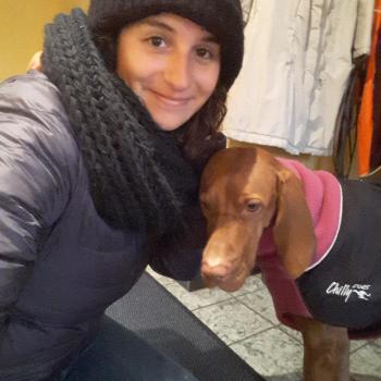 Babysitter Torino: Paula Goicoechea
