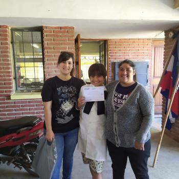 Niñera Colonia Nicolich: Jancys