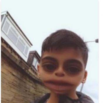 Babysitter Bradford: Usman