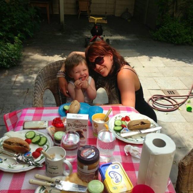 Gastouder in Gouda: Talisa Tonnissen Vroegop