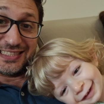 Babysitting job in Rome: babysitting job Andrea