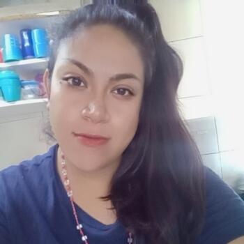 Babysitter in Puebla City: Lucii