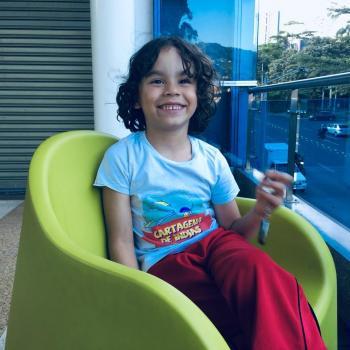 Babysitter el Prat de Llobregat: Camila