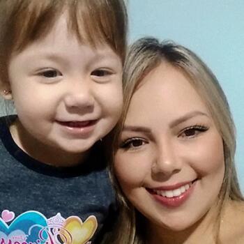 Babysitter in Palhoça: Isis