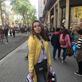 Babysitter Amsterdam: Kimberly