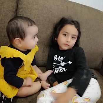 Nanny Jobs in Hamilton: babysitting job Anu